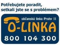 Nezávislá informační a antikorupční linka městské části 800 104 300